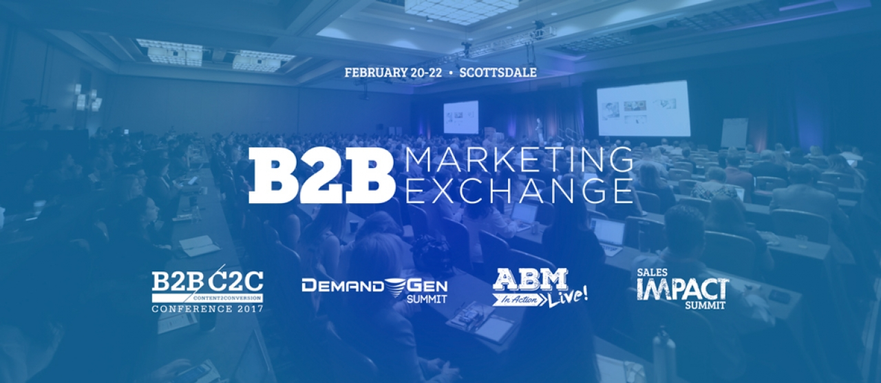 #B2BMX Preview: Real-World Examples Prove B2B Marketing Doesn't Have To Be Boring