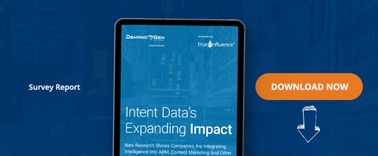 Intent Data's Expanding Impact