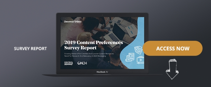 2019 Content Preferences Survey Report