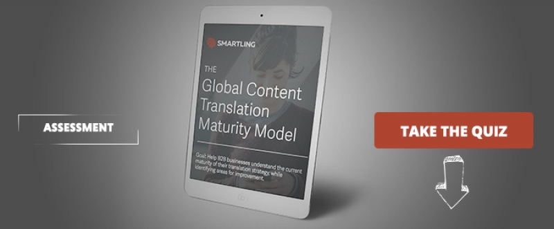 The Global Content Translation Maturity Model