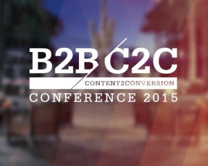 C2C15 Recap: The Indirect Buyer's Journey, Buyer Centricity And Influencers Hot Topics