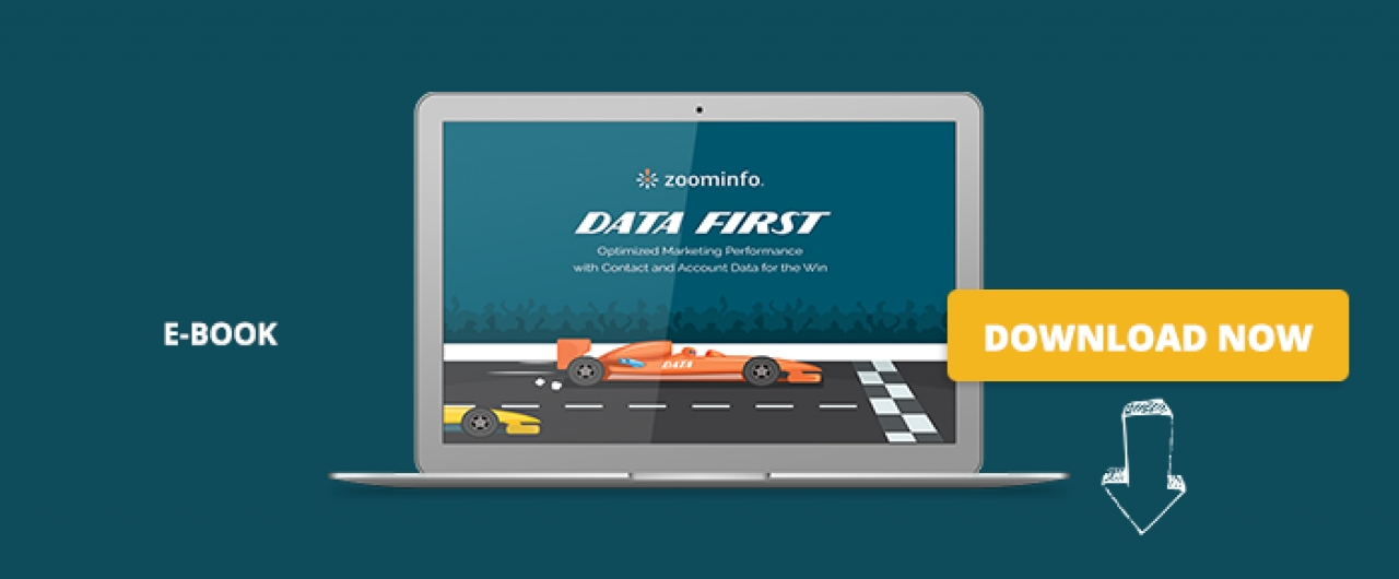 Data First: Optimized Marketing Performance With Contact And Account Data For The Win