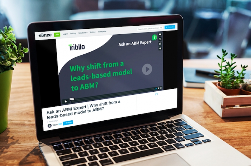 Triblio Debuts New Video Series On Account-Based Marketing