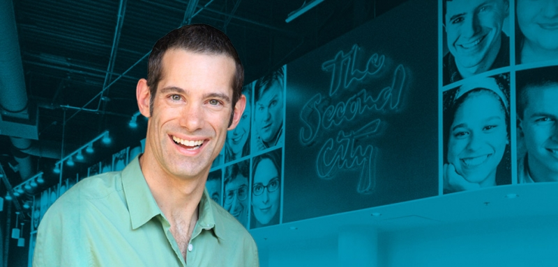 Second City's Andy Eninger On What Separates The Content Greats From The Jesters