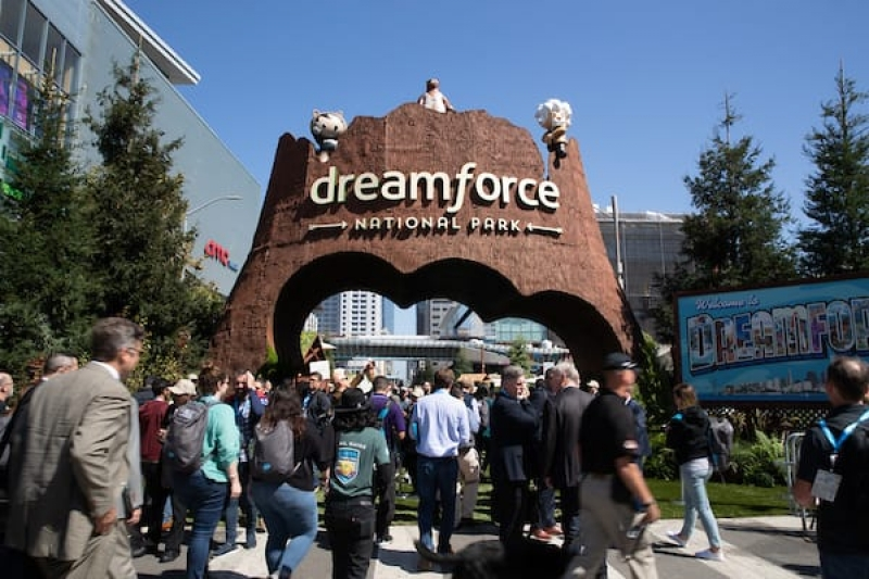 Salesforce Cancels Dreamforce, Takes All 2020 Events Virtual