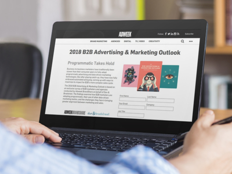 Research: B2B Marketers Embracing Programmatic Media In 2018