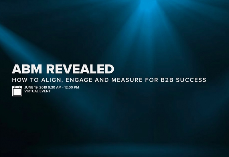 'ABM Revealed' Is A One-Stop-Shop For Modern Marketing Leaders