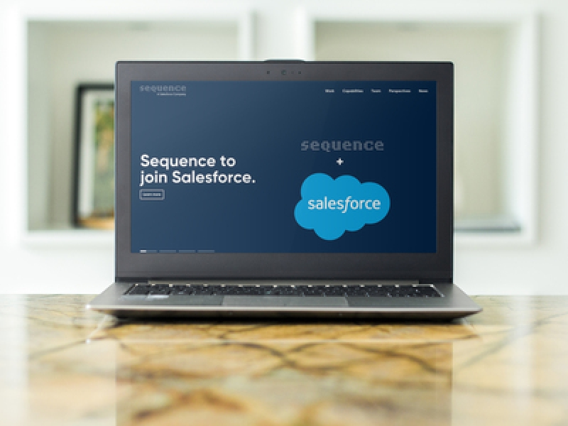 Salesforce Grabs UX Design Agency Sequence To Bolster Offerings