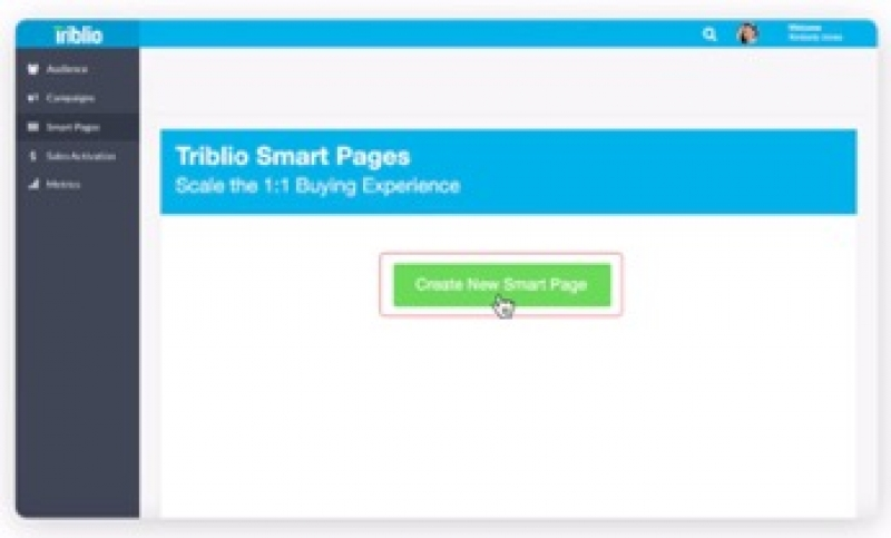 Triblio Launches Smart Pages, Aims To Help Marketers Scale 1:1 ABM Campaigns