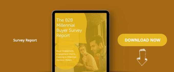 The B2B Millennial Buyer Survey Report