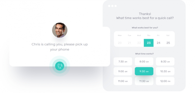 Chili Piper Offers Platform Designed To Automate Call Scheduling