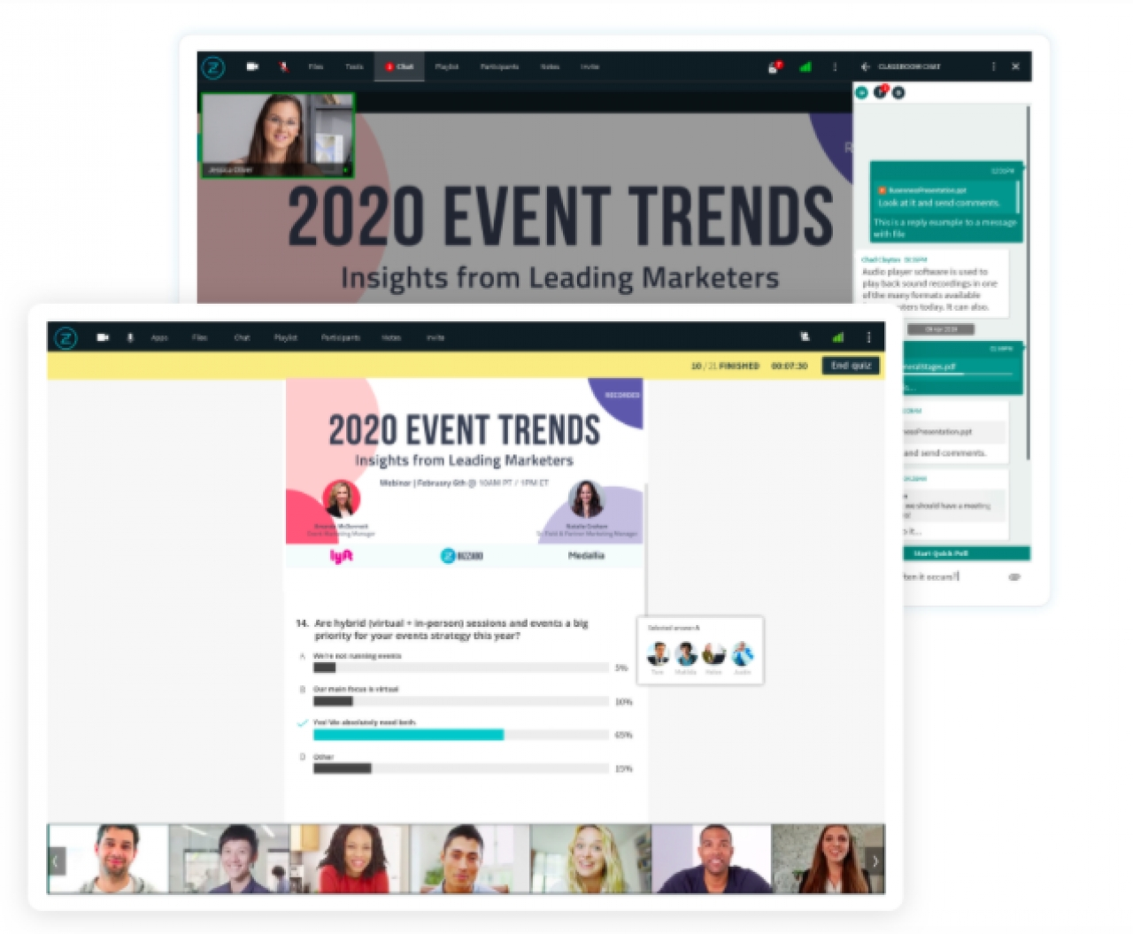 Bizzabo Launches New Virtual Event Solution