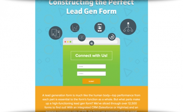 Steps To Building The Ideal Lead Generation Form