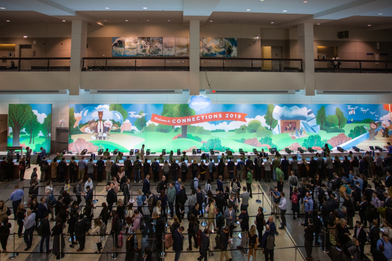 Salesforce Connections 2019: 360-Degree View Of The Customer Requires Unified Data, Simplified Experiences