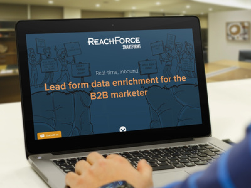 Oceanos Partners With ReachForce To Add Contact Enrichment