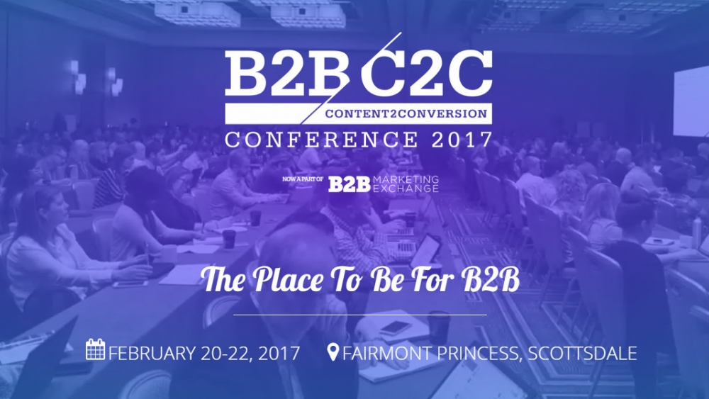 The B2B Marketing Exchange