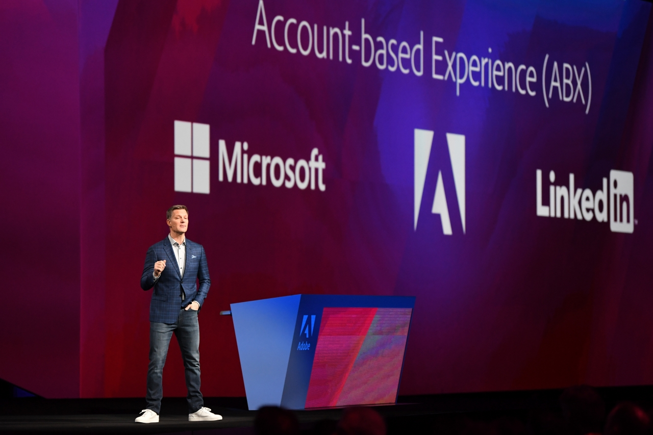 Adobe Unveils New LinkedIn Integration, Extended Microsoft Partnership & More At Annual Summit