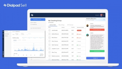 Dialpad Sell Aims To Modernize Phone Systems With Real-Time Coaching, Conversational Insights