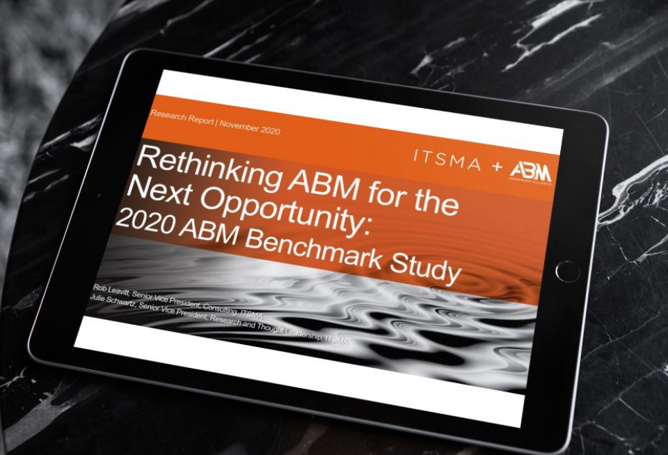 New Research: 76% Of Marketers Using ABM Experienced Higher ROI In 2020