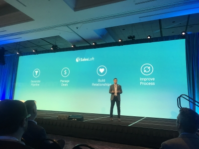 SalesLoft Debuts New Mobile App, Machine Learning & Reporting Capabilities At Annual Rainmaker Conference