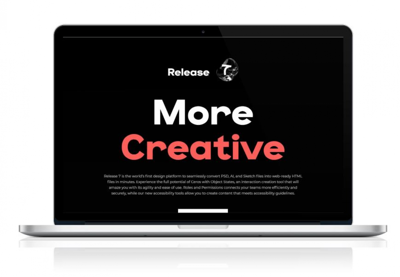 Ceros Aims To Improve Content Creation & Management With Release 7