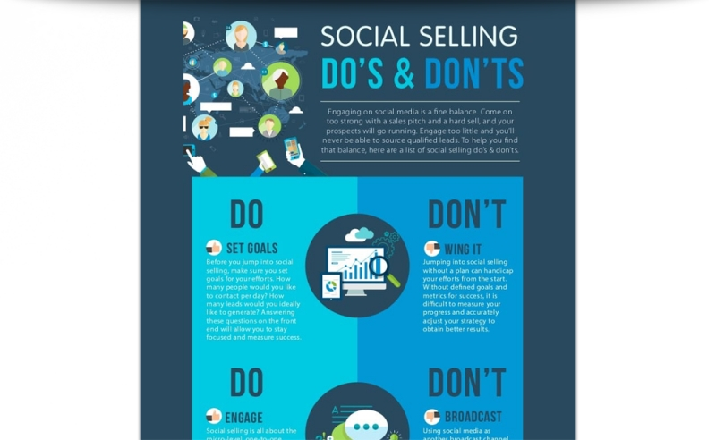 Social Selling Dos and Don'ts