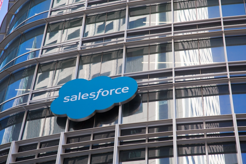 Salesforce To Acquire Tableau For $15.7B