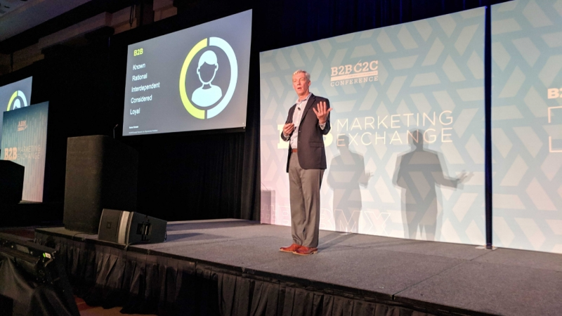 #B2BMX Insights: Shifting Power To B2B Consumers Requires Focus On Helping, Not Convincing