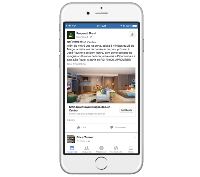 Facebook Lead Ads Aims To Simplify Mobile Lead Form Engagement