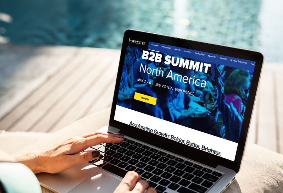 Forrester B2B Summit: New B2B Waterfall Aims To Help Accelerate Opportunity Development & Revenue Growth