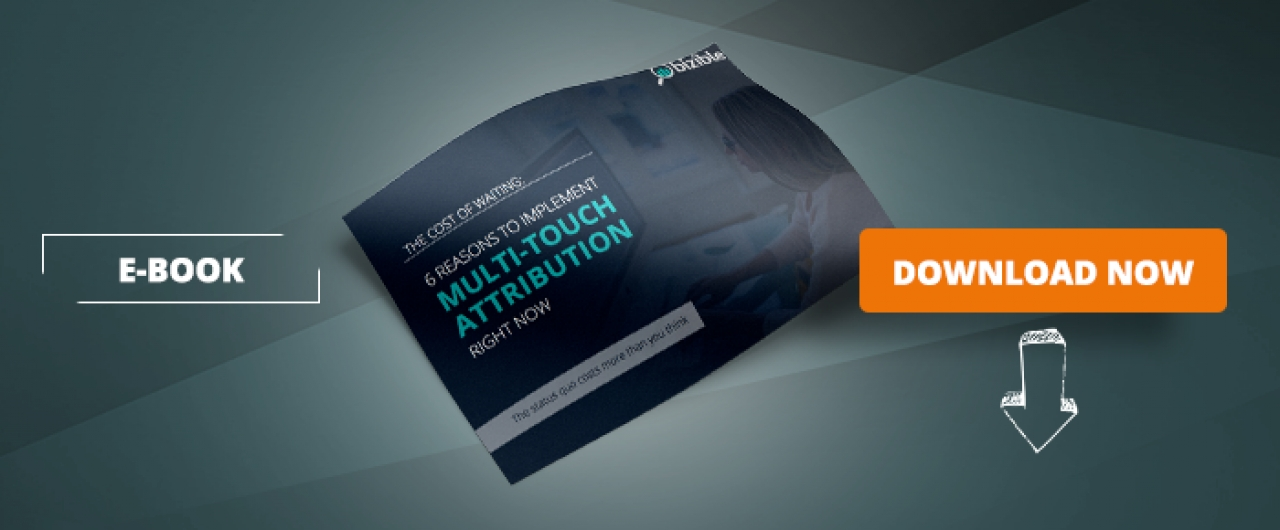 The Cost Of Waiting: 6 Reasons To Implement Multi-Touch Attribution Right Now