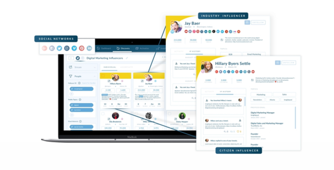 Insightpool Launches New Social Listening Capabilities For Influencer Marketing Tool