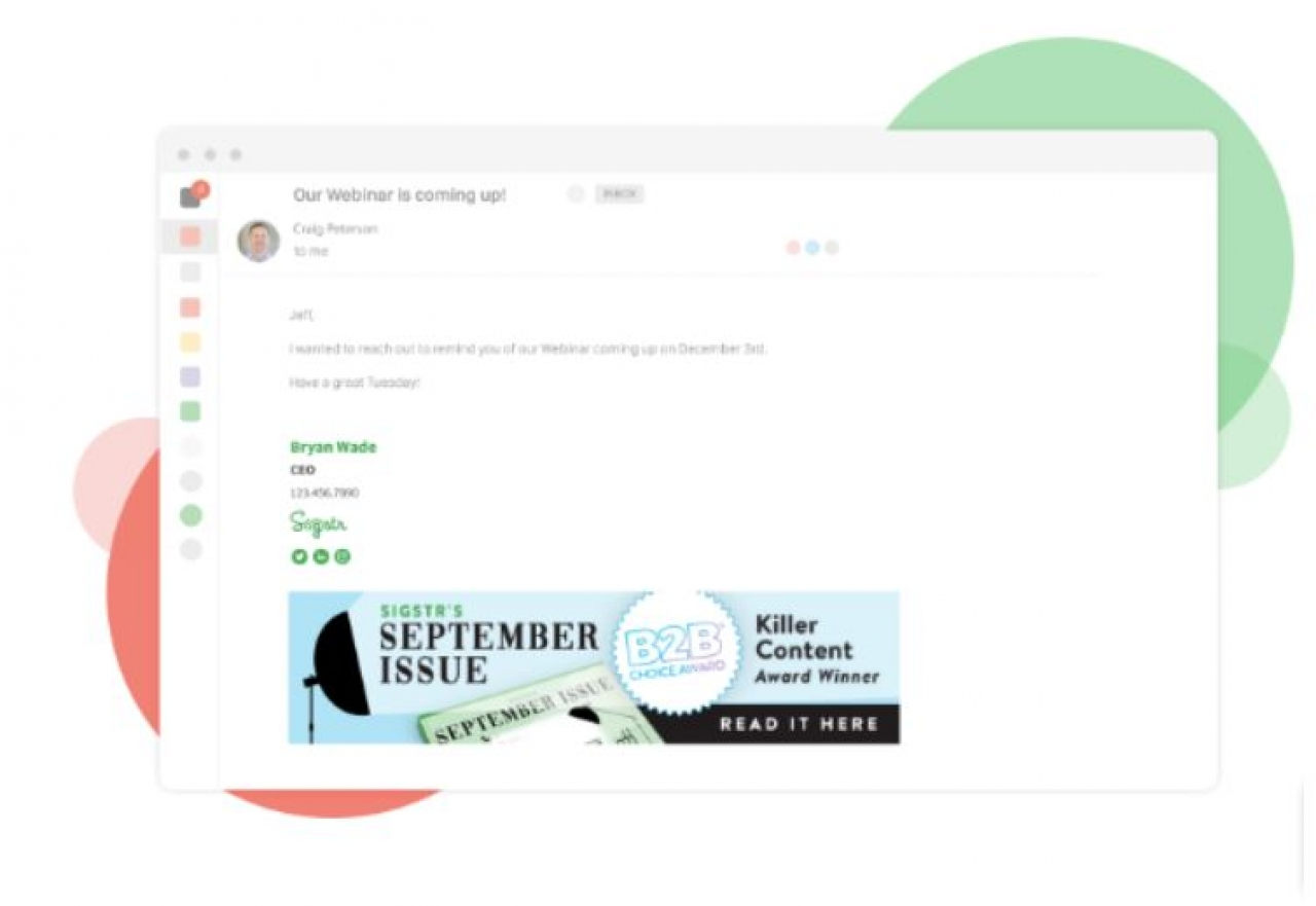 New Sigstr, Outreach Integration Aims To Bring Targeted Ad Campaigns To Sales Emails