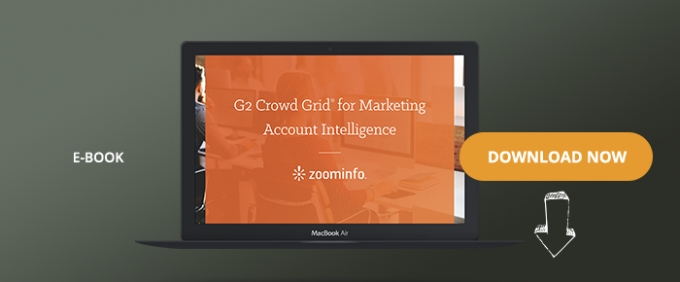 G2 Evaluates Emerging Marketing Account Intelligence Space