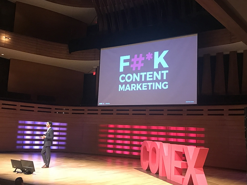 Content Marketing, The Remix: Delivering True Content Experiences At Scale