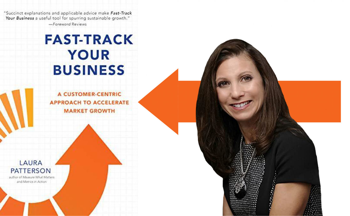 DGR Book Club: Author Laura Patterson Shares Fundamentals Of Customer-Centricity, Inspiration Behind New Book On Growth