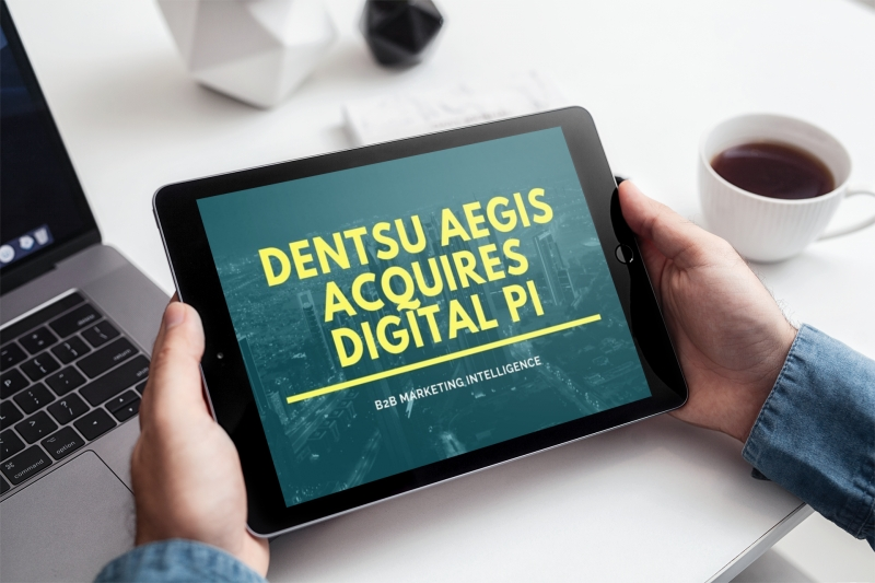 Dentsu Aegis Acquires Digital Pi To Help Build Out Merkle's B2B Services