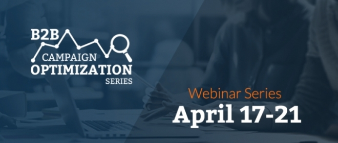 The Tools & Tactics To An Optimized Campaign Strategy: Webinar Series Preview