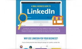 A Small Business Guide To LinkedIn