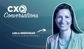 CXO Conversations: SurveyMonkey CMO Discusses The Value Of Customer & Employee Feedback