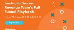 Sending for Success: Revenue Team's Full Funnel Playbook