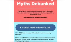 8 B2B Marketing Myths Debunked