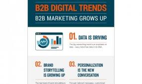 B2B Digital Marketing Trends: B2B Marketing Grows Up