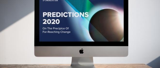 Forrester Exec Elaborates On B2B Marketing & Sales Predictions For 2020