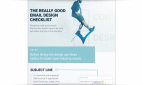 The Really Good Email Design Checklist