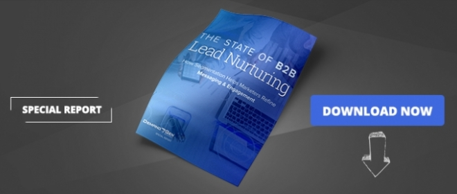 The 2017 State Of B2B Lead Nurturing