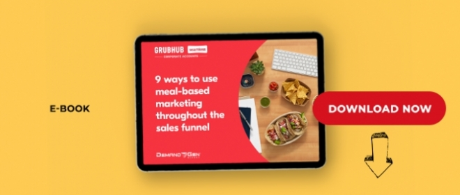 9 Ways To Use Meal-Based Marketing Throughout The Sales Funnel
