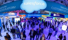 Data Analytics Tools, Microsoft Partnership Among Newsmakers At Dreamforce