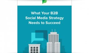 How To Create A B2B Social Media Strategy (Without Being Boring)
