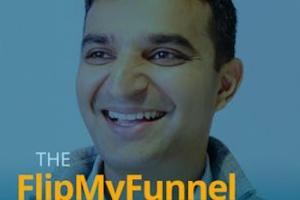 5 'FlipMyFunnel' Podcast Episodes To Binge Before #B2BSMX